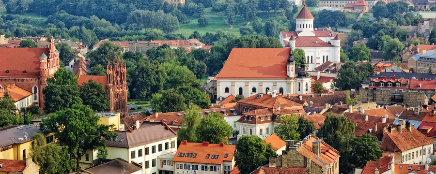 Image result for vilnius panoramic