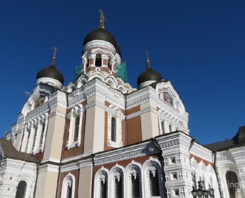 Tallinn, Orthodox cathedral